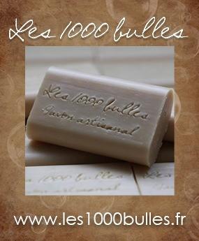 1000 bulles et savon